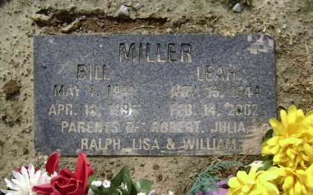 MILLER, LEAH - Lawrence County, Arkansas | LEAH MILLER - Arkansas Gravestone Photos