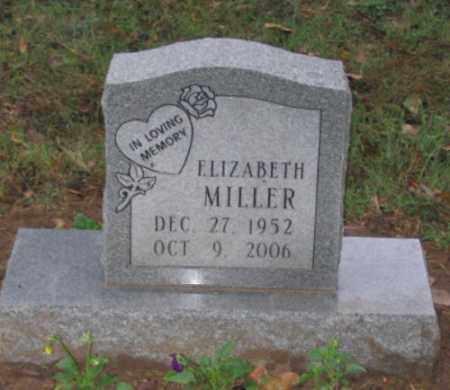 MILLER, ELIZABETH - Lawrence County, Arkansas   ELIZABETH MILLER - Arkansas Gravestone Photos