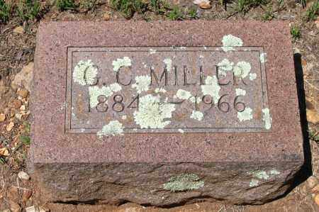 "MILLER, GROVER CLEVELAND ""G. C."" - Lawrence County, Arkansas 