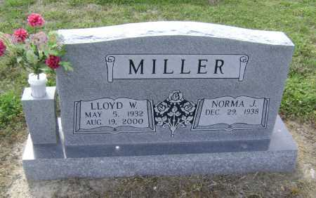 MILLER, LLOYD WILSON - Lawrence County, Arkansas | LLOYD WILSON MILLER - Arkansas Gravestone Photos