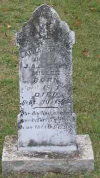 MILLER, LAURA VIRGINIA - Lawrence County, Arkansas | LAURA VIRGINIA MILLER - Arkansas Gravestone Photos