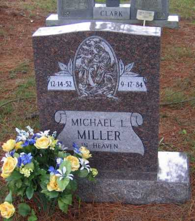 MILLER, MICHAEL LEROY - Lawrence County, Arkansas | MICHAEL LEROY MILLER - Arkansas Gravestone Photos