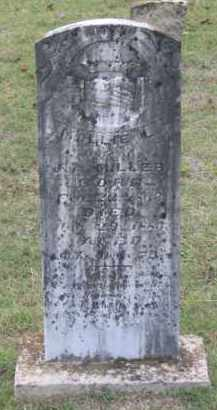 "DAVIS MILLER, MARY L. ""MOLLIE"" - Lawrence County, Arkansas 