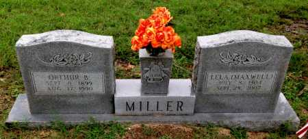 MILLER, LELA ELLEN - Lawrence County, Arkansas | LELA ELLEN MILLER - Arkansas Gravestone Photos