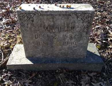 "MILLER, RHETT JAMES MONROE ""J. M."" RHELL - Lawrence County, Arkansas 