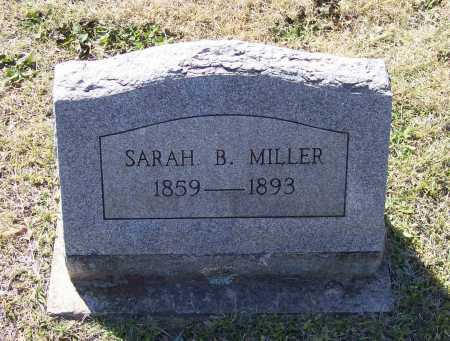 MILLER, SARAH BEATRICE - Lawrence County, Arkansas | SARAH BEATRICE MILLER - Arkansas Gravestone Photos