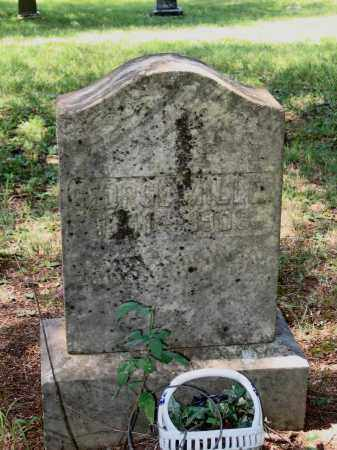 MILLER (VETERAN CSA), GEORGE W - Lawrence County, Arkansas   GEORGE W MILLER (VETERAN CSA) - Arkansas Gravestone Photos