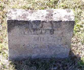 MILLER, WALTER - Lawrence County, Arkansas   WALTER MILLER - Arkansas Gravestone Photos