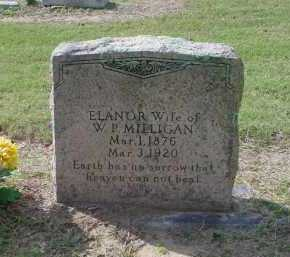WATSON MILLIGAN, ELANOR - Lawrence County, Arkansas | ELANOR WATSON MILLIGAN - Arkansas Gravestone Photos