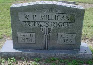 MILLIGAN, WILLIAM PORTER - Lawrence County, Arkansas | WILLIAM PORTER MILLIGAN - Arkansas Gravestone Photos
