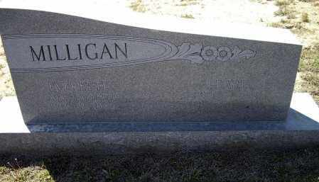 ROBINS MILLIGAN, PEARL - Lawrence County, Arkansas | PEARL ROBINS MILLIGAN - Arkansas Gravestone Photos