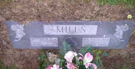 MILLS, NANCY M. - Lawrence County, Arkansas | NANCY M. MILLS - Arkansas Gravestone Photos