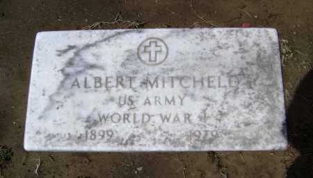 MITCHELL  (VETERAN WWI), ALBERT - Lawrence County, Arkansas | ALBERT MITCHELL  (VETERAN WWI) - Arkansas Gravestone Photos