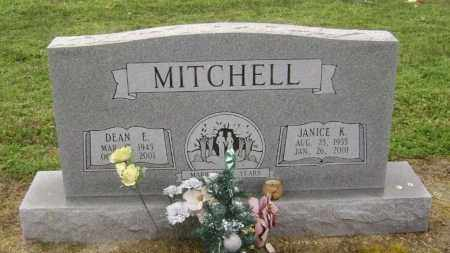MITCHELL, JANICE KAY - Lawrence County, Arkansas | JANICE KAY MITCHELL - Arkansas Gravestone Photos