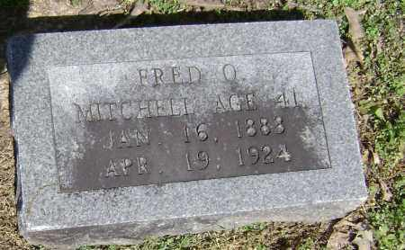 MITCHELL, FRED O. - Lawrence County, Arkansas | FRED O. MITCHELL - Arkansas Gravestone Photos