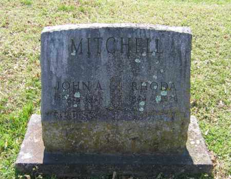 MITCHELL, JOHN A. - Lawrence County, Arkansas | JOHN A. MITCHELL - Arkansas Gravestone Photos
