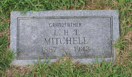MITCHELL, J. H. T. - Lawrence County, Arkansas | J. H. T. MITCHELL - Arkansas Gravestone Photos