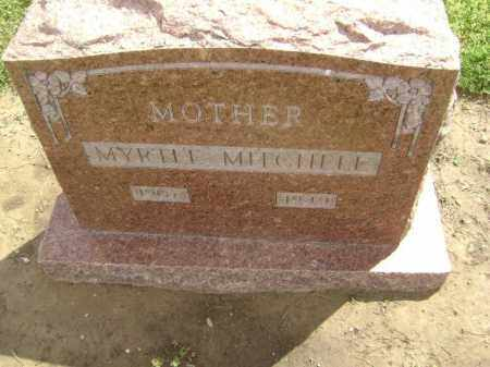MITCHELL, MYRTLE - Lawrence County, Arkansas | MYRTLE MITCHELL - Arkansas Gravestone Photos