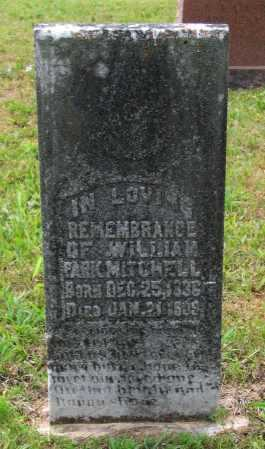 MITCHELL, WILLIAM PARK - Lawrence County, Arkansas | WILLIAM PARK MITCHELL - Arkansas Gravestone Photos