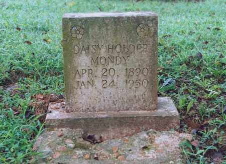 HOLDER MONDY, DAISY - Lawrence County, Arkansas | DAISY HOLDER MONDY - Arkansas Gravestone Photos