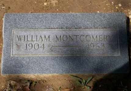 MONTGOMERY, WILLIAM - Lawrence County, Arkansas | WILLIAM MONTGOMERY - Arkansas Gravestone Photos