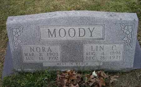 MOODY, NORA - Lawrence County, Arkansas | NORA MOODY - Arkansas Gravestone Photos