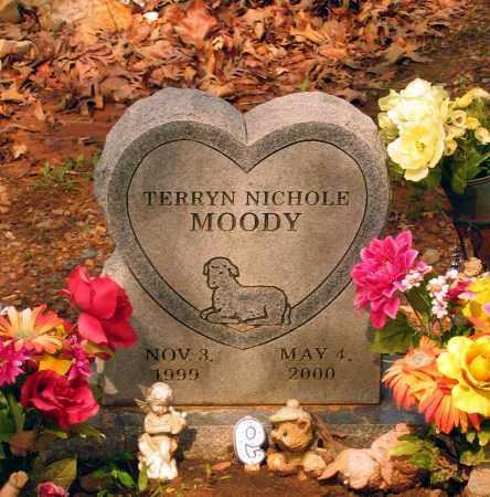 MOODY, TERRYN NICHOLE - Lawrence County, Arkansas | TERRYN NICHOLE MOODY - Arkansas Gravestone Photos