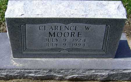 MOORE, CLARENCE W. - Lawrence County, Arkansas | CLARENCE W. MOORE - Arkansas Gravestone Photos