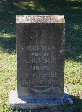MOORE, CARRINGTON - Lawrence County, Arkansas   CARRINGTON MOORE - Arkansas Gravestone Photos