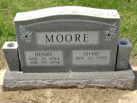 MOORE, HENRY - Lawrence County, Arkansas | HENRY MOORE - Arkansas Gravestone Photos