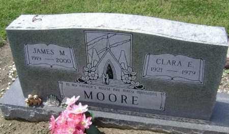 MOORE, CLARA ELIZABETH - Lawrence County, Arkansas | CLARA ELIZABETH MOORE - Arkansas Gravestone Photos