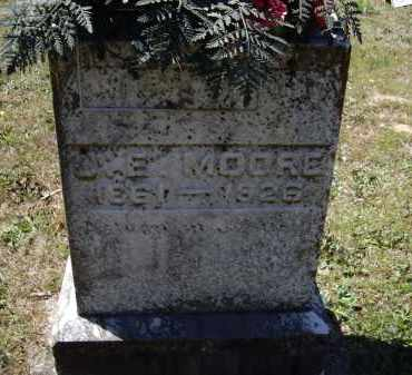 MOORE, JOSEPH EDWARD BOREAGARD - Lawrence County, Arkansas | JOSEPH EDWARD BOREAGARD MOORE - Arkansas Gravestone Photos