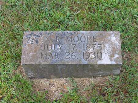 "MOORE, NEWTON RECTOR ""N. R."" - Lawrence County, Arkansas 