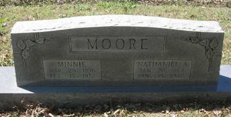 MOORE, MINNIE - Lawrence County, Arkansas | MINNIE MOORE - Arkansas Gravestone Photos
