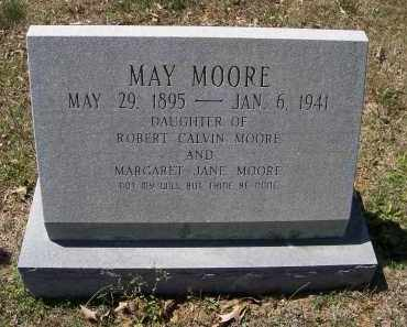 MOORE, SALLY MAY - Lawrence County, Arkansas | SALLY MAY MOORE - Arkansas Gravestone Photos