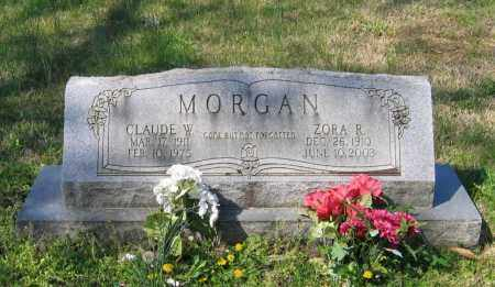 MORGAN, CLAUDE WILLIS - Lawrence County, Arkansas | CLAUDE WILLIS MORGAN - Arkansas Gravestone Photos