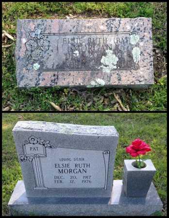 "MORGAN, ELSIE RUTH ""PAT"" - Lawrence County, Arkansas | ELSIE RUTH ""PAT"" MORGAN - Arkansas Gravestone Photos"
