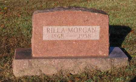 MORGAN, RILLA - Lawrence County, Arkansas | RILLA MORGAN - Arkansas Gravestone Photos