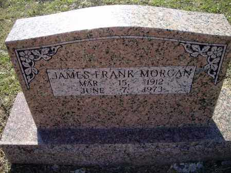 MORGAN, JAMES FRANK - Lawrence County, Arkansas | JAMES FRANK MORGAN - Arkansas Gravestone Photos