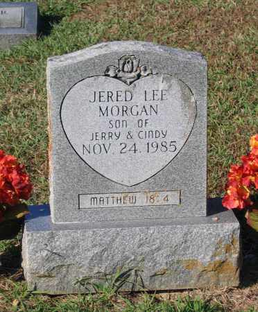 MORGAN, JERED LEE - Lawrence County, Arkansas | JERED LEE MORGAN - Arkansas Gravestone Photos