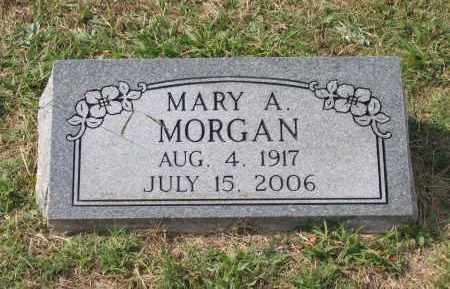 PRICE MORGAN, MARY ANN - Lawrence County, Arkansas | MARY ANN PRICE MORGAN - Arkansas Gravestone Photos