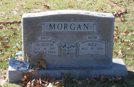 MORGAN, QUINTON - Lawrence County, Arkansas | QUINTON MORGAN - Arkansas Gravestone Photos