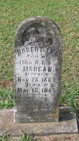 MORGAN, ROBERT LEE - Lawrence County, Arkansas | ROBERT LEE MORGAN - Arkansas Gravestone Photos