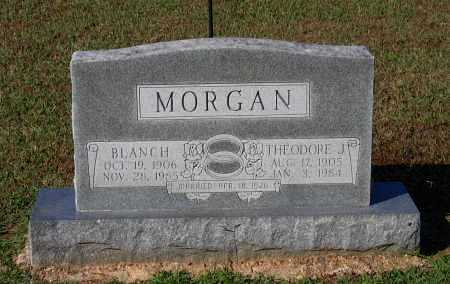 ERWIN MORGAN, RUBY BLANCHE - Lawrence County, Arkansas | RUBY BLANCHE ERWIN MORGAN - Arkansas Gravestone Photos
