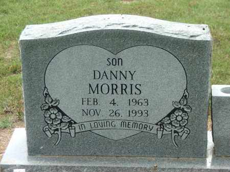 MORRIS, DANNY MILES - Lawrence County, Arkansas | DANNY MILES MORRIS - Arkansas Gravestone Photos