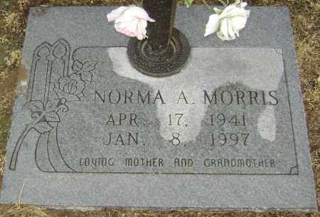 MORRIS, NORMA ALICE - Lawrence County, Arkansas | NORMA ALICE MORRIS - Arkansas Gravestone Photos