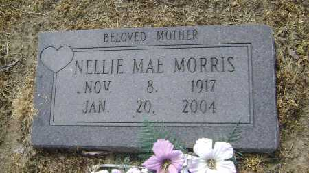 FRANKLIN MORRIS, NELLIE MAE - Lawrence County, Arkansas | NELLIE MAE FRANKLIN MORRIS - Arkansas Gravestone Photos