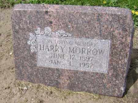 MORROW, HARRY - Lawrence County, Arkansas | HARRY MORROW - Arkansas Gravestone Photos