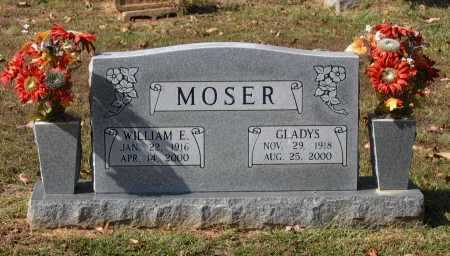 MOSER, GLADYS - Lawrence County, Arkansas | GLADYS MOSER - Arkansas Gravestone Photos