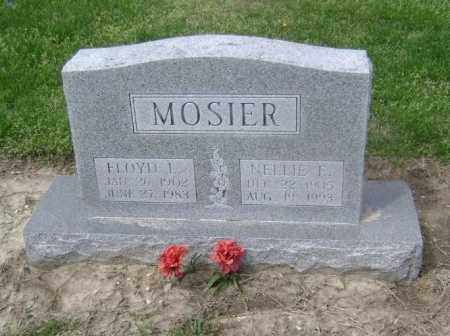 MOSIER, NELLIE E. - Lawrence County, Arkansas | NELLIE E. MOSIER - Arkansas Gravestone Photos